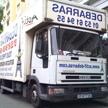 Le camion de débarras