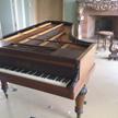 Réalisation de débarras d'un piano